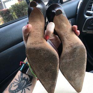 Jimmy Choo Shoes - Jimmy Choo Vintage Heel